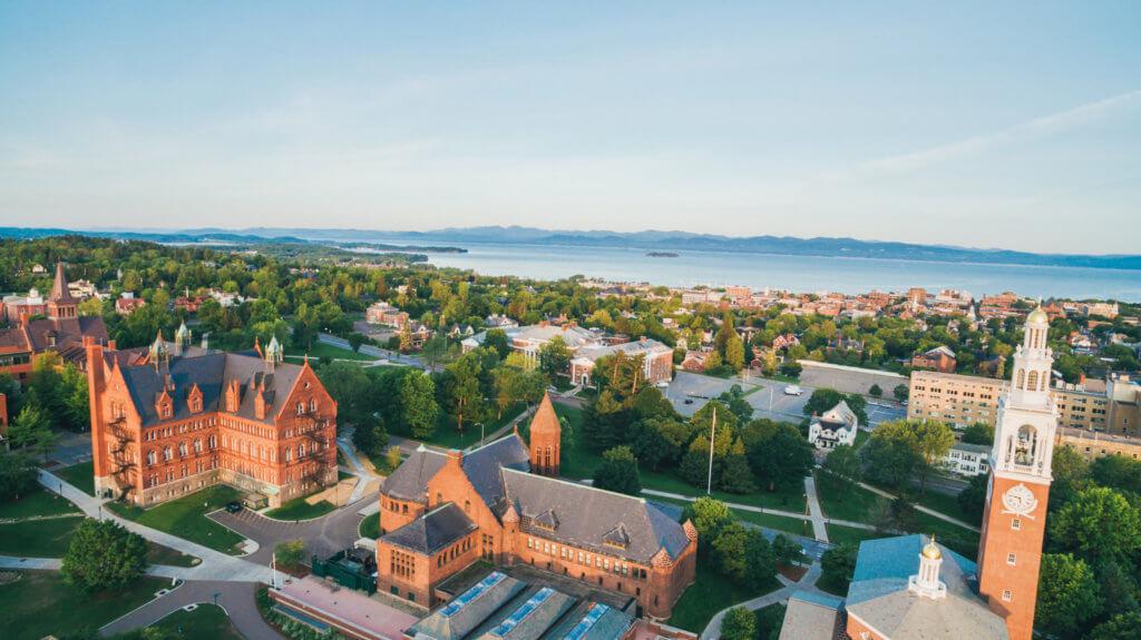 University of Vermont Campus Photo