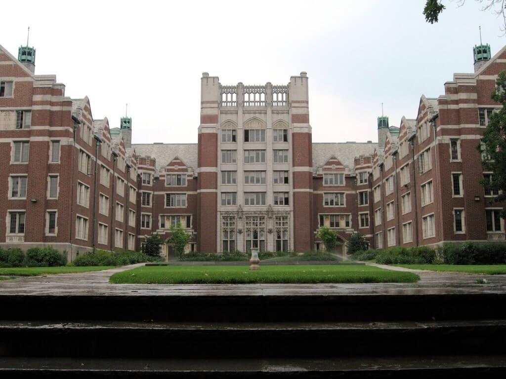 Wellesley College Campus Photo