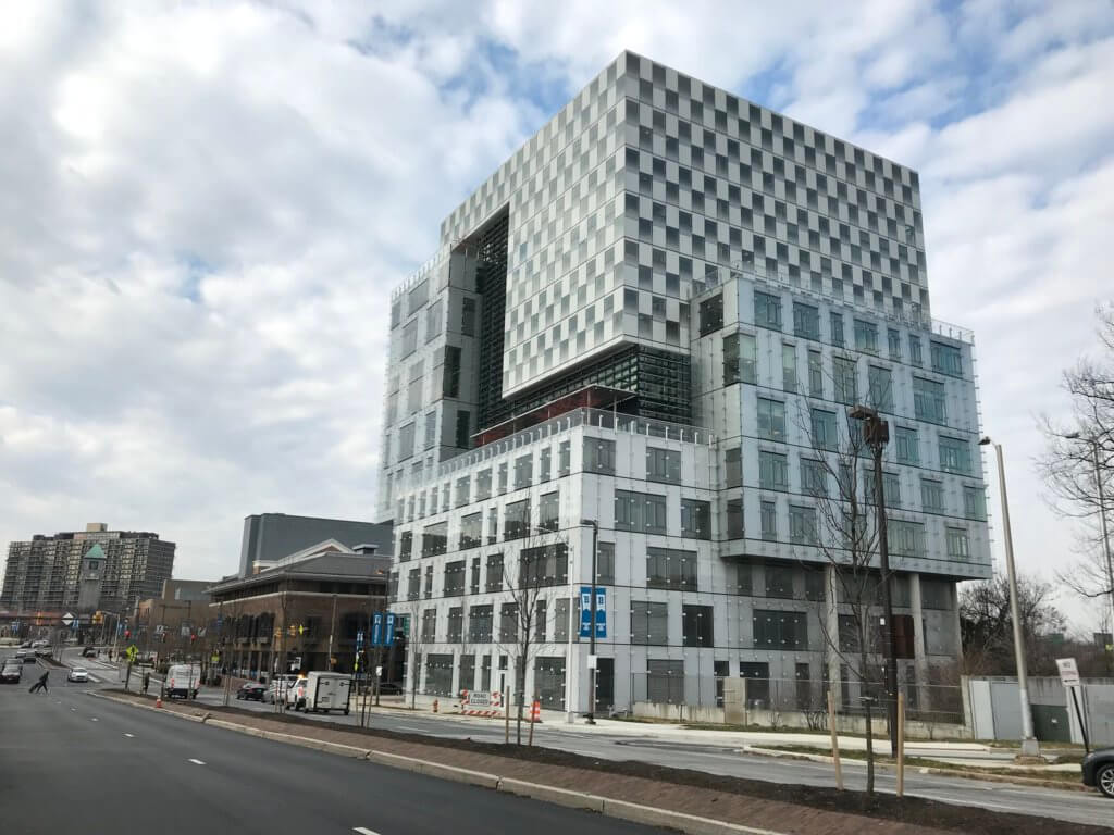University of Baltimore Campus Photo