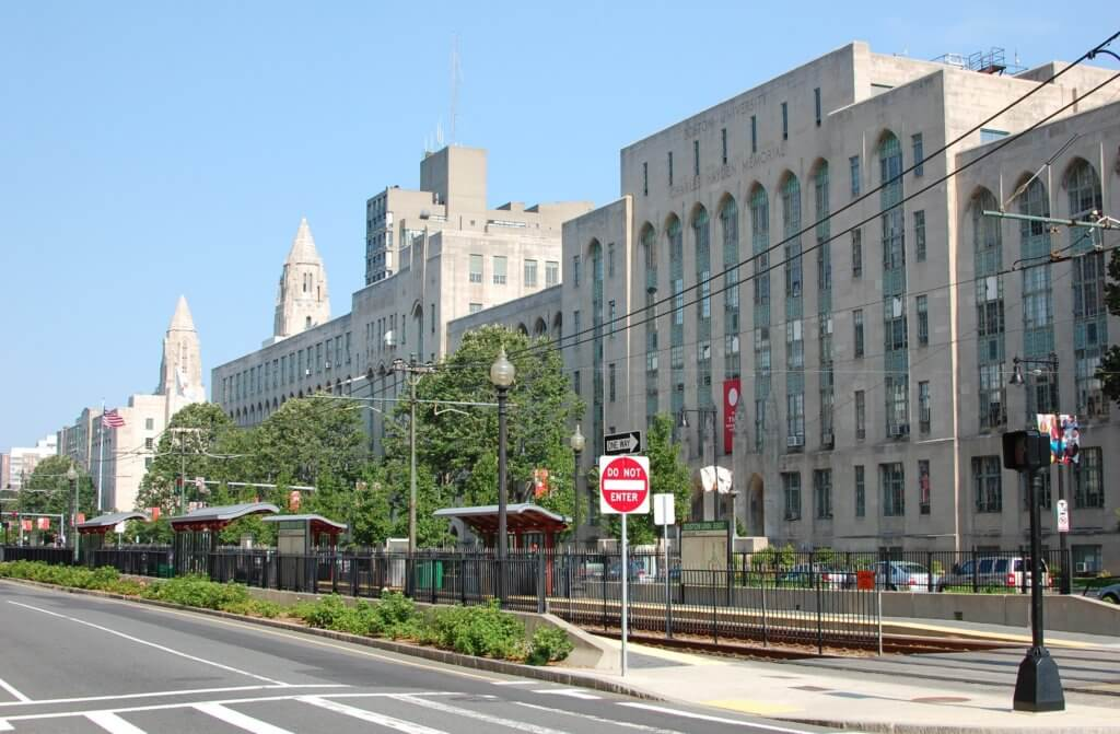 Boston University Campus Photo