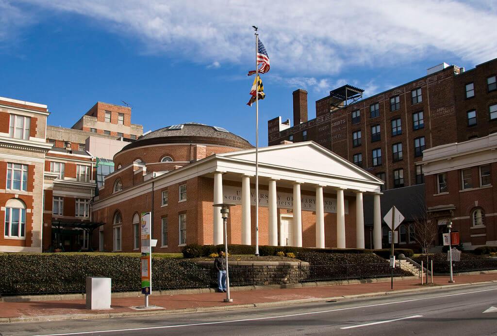 University of Maryland, Baltimore Campus Photo