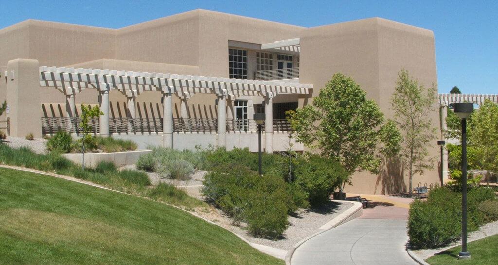 University of New Mexico Campus Photo
