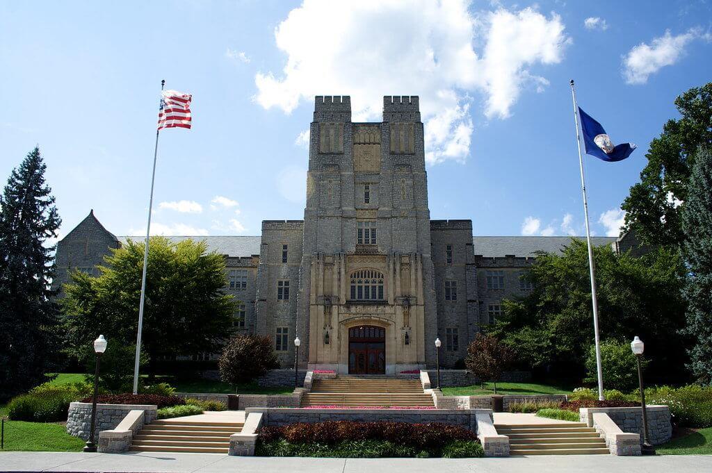 Virginia Tech Campus Photo