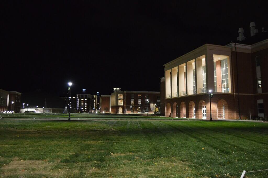 Liberty University Campus Photo