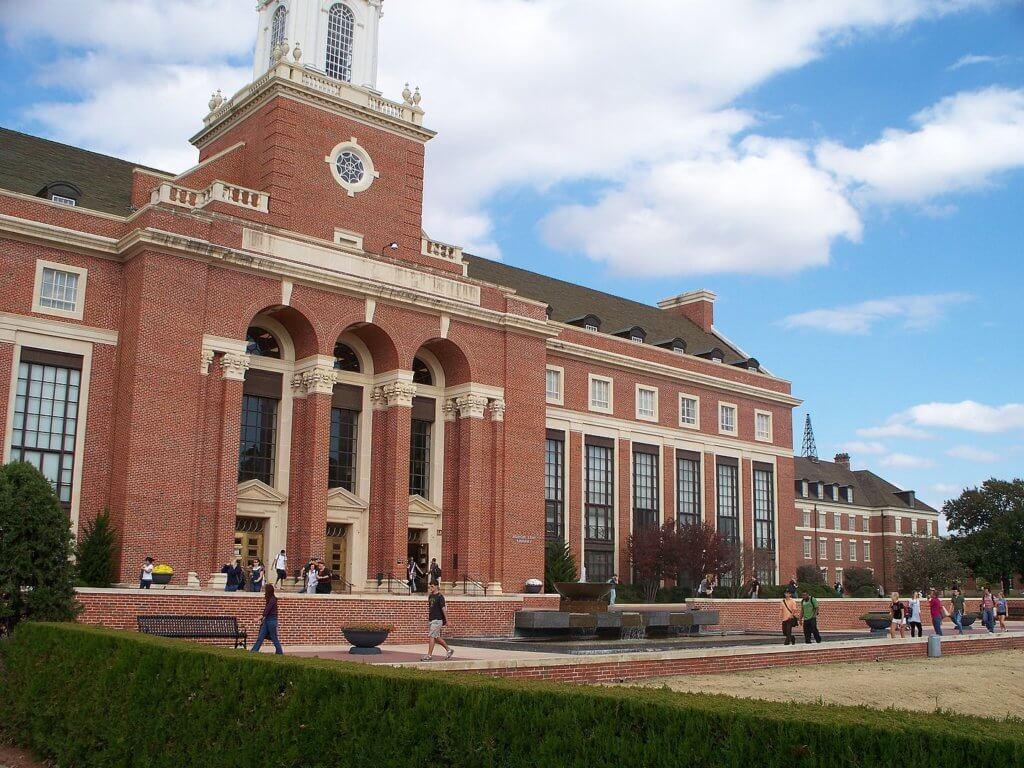Oklahoma State University Campus Photo