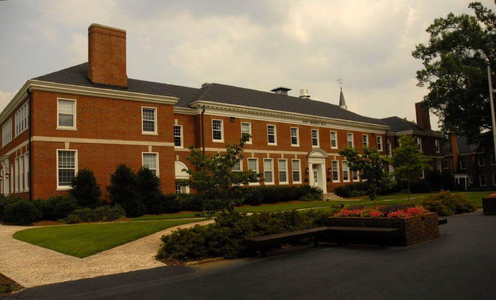 Pfeiffer University Campus Photo