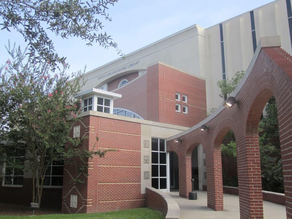 University of Louisiana at Lafayette Campus Photo