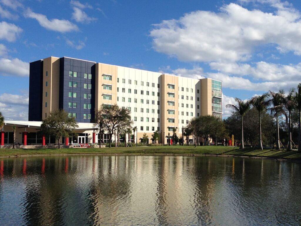 Florida Atlantic University Campus Photo