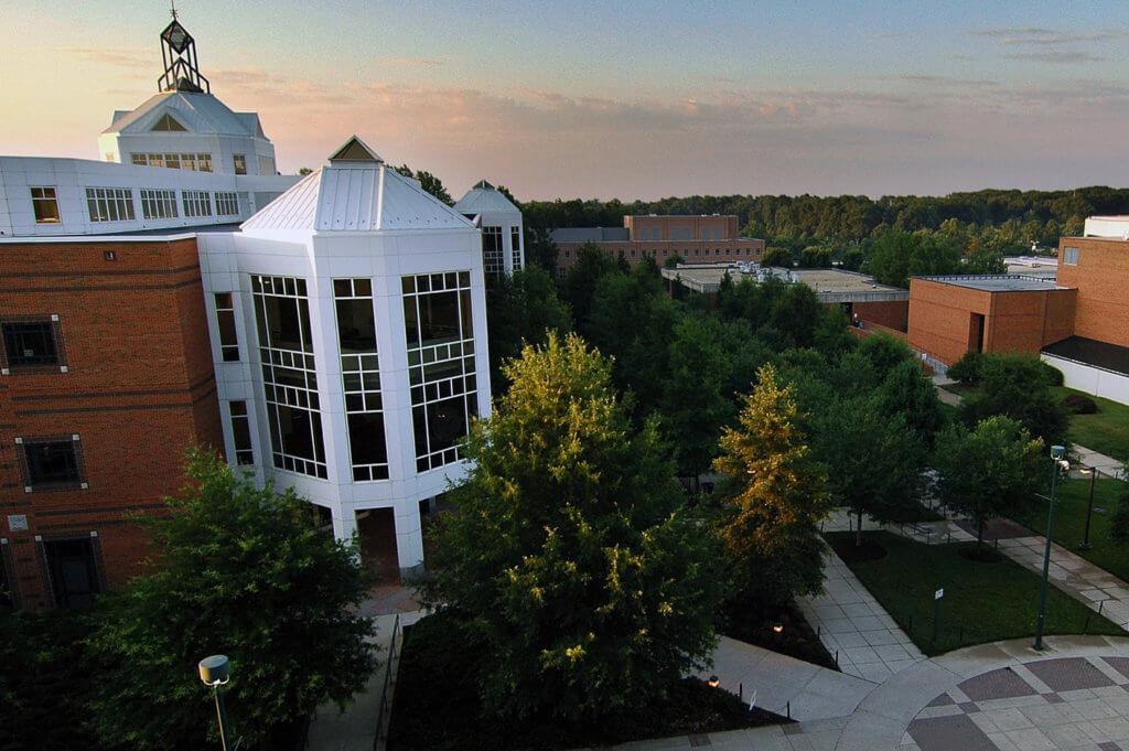 George Mason University Campus Photo