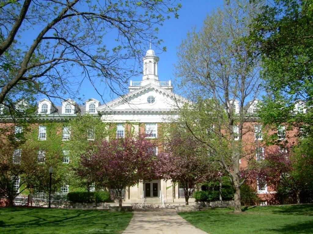Illinois State University Campus Photo