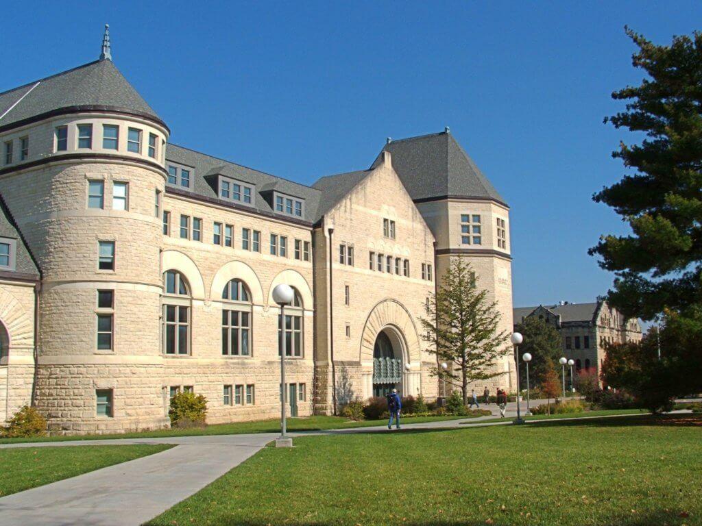 Kansas State University Campus Photo