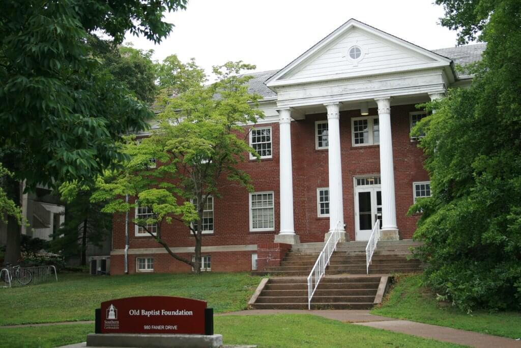 Southern Illinois University Campus Photo