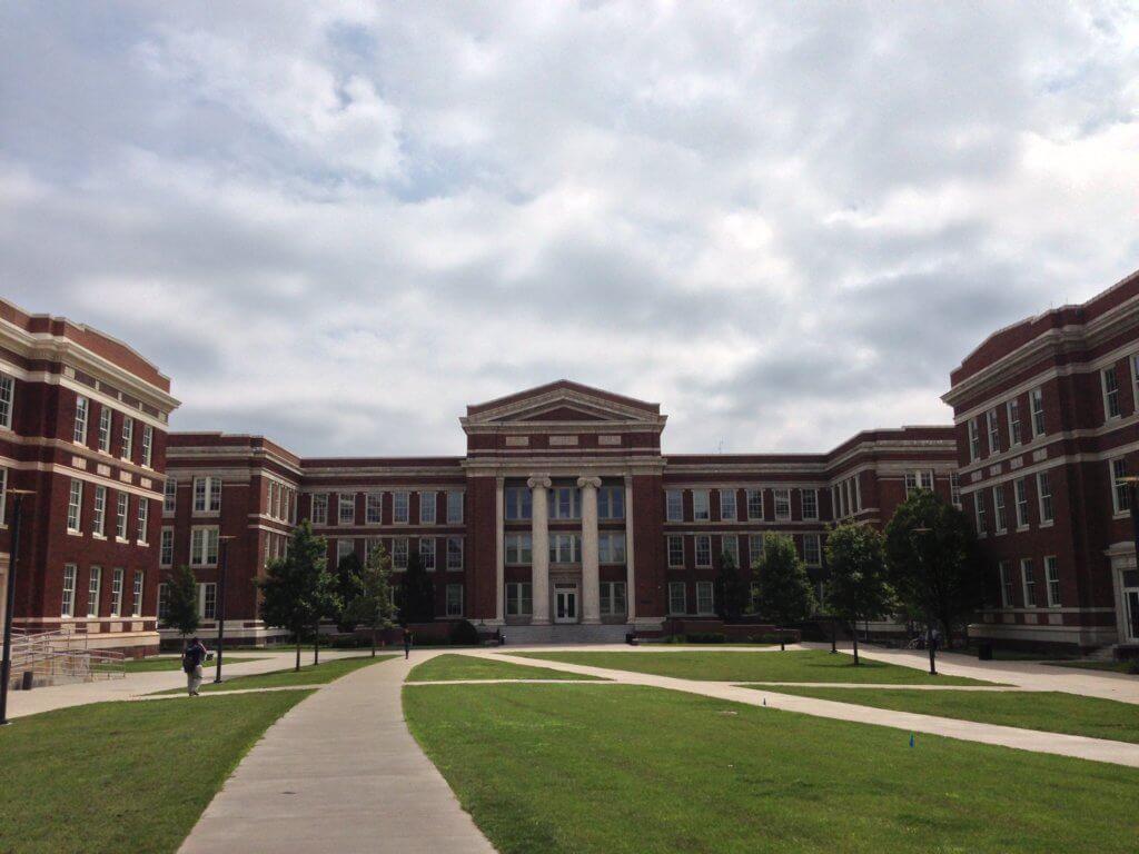 University of Cincinnati Campus Photo