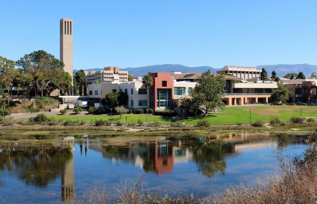 University of California Santa Barbara Campus Photo