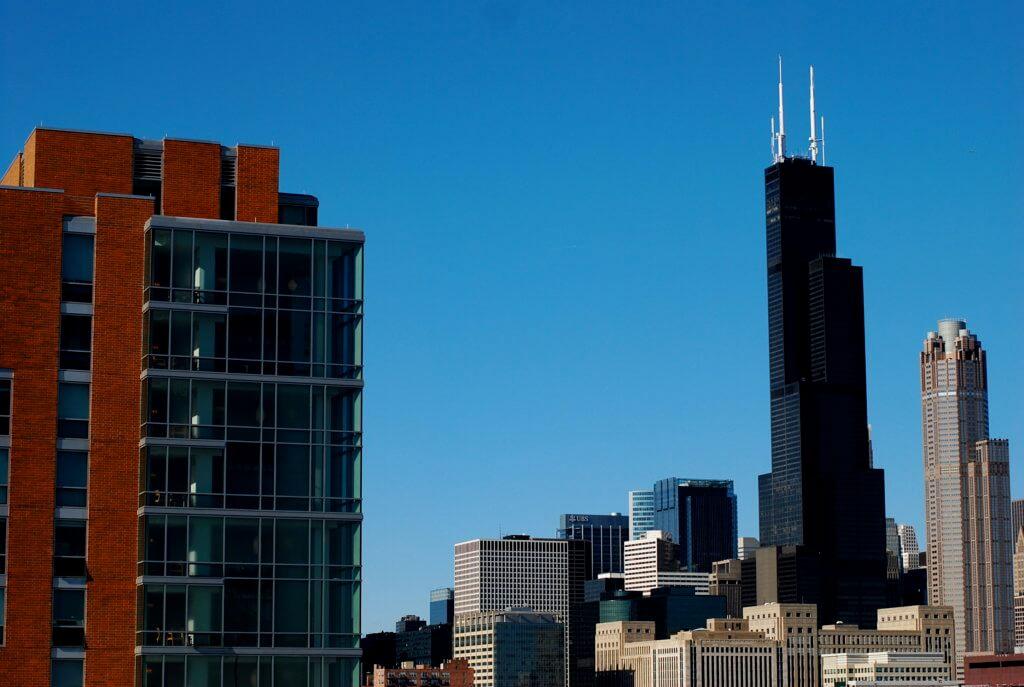 University of Illinois Chicago Campus Photo