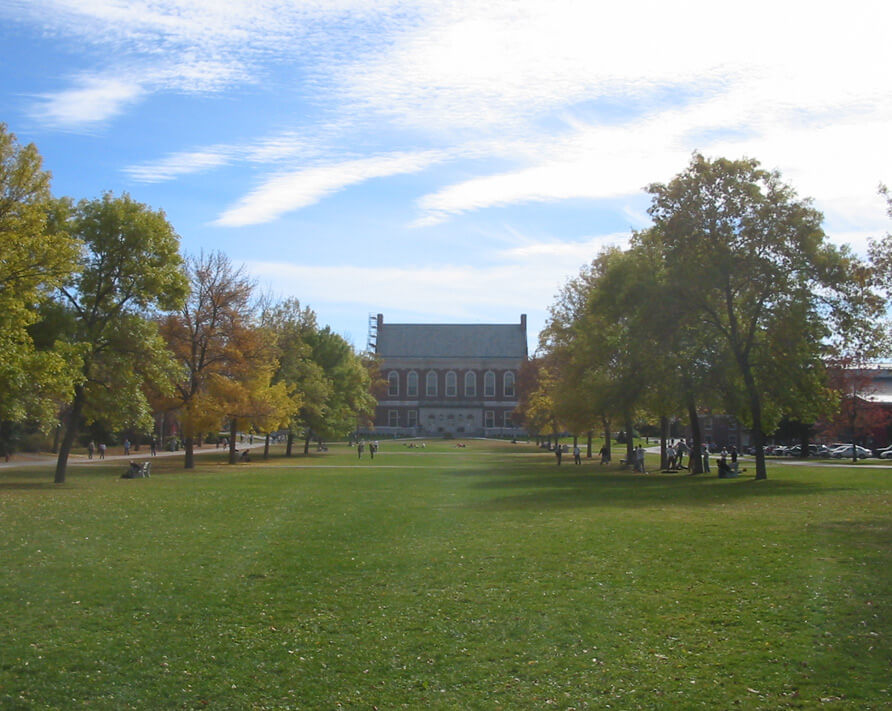 University of Maine Campus Photo