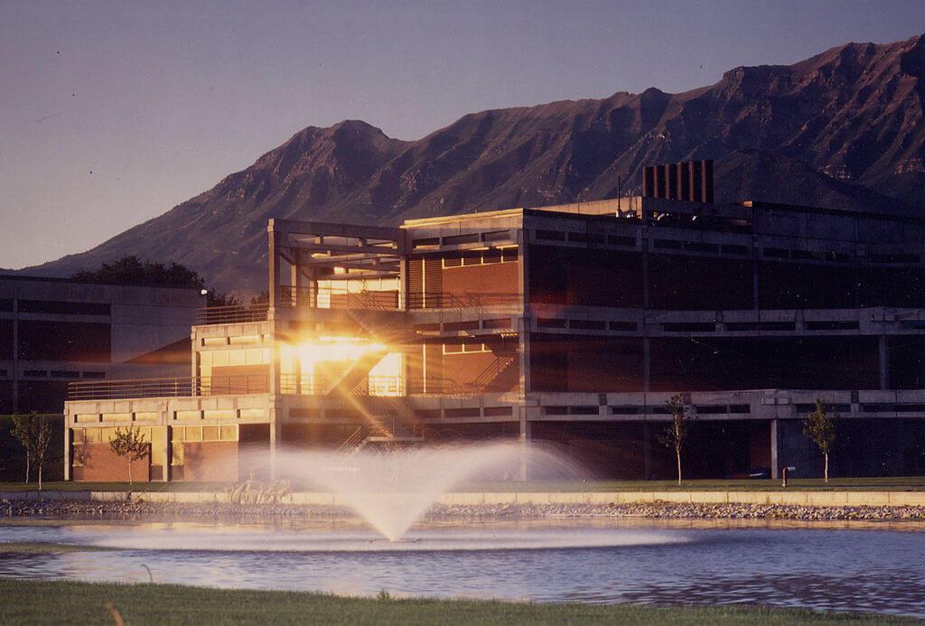 Utah Valley University Campus Photo