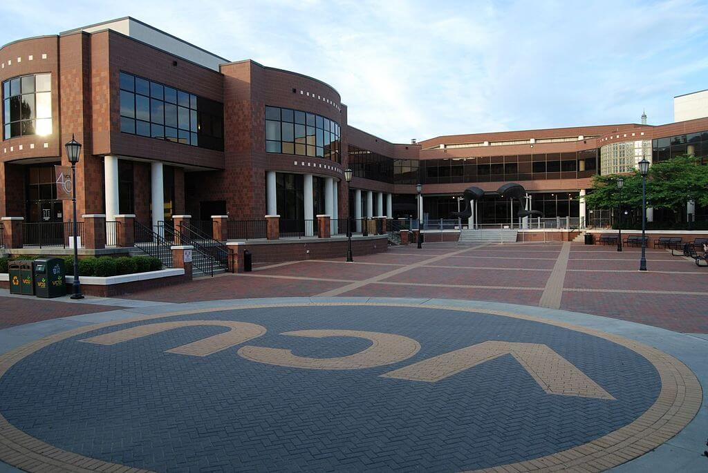 Virginia Commonwealth University Campus Photo