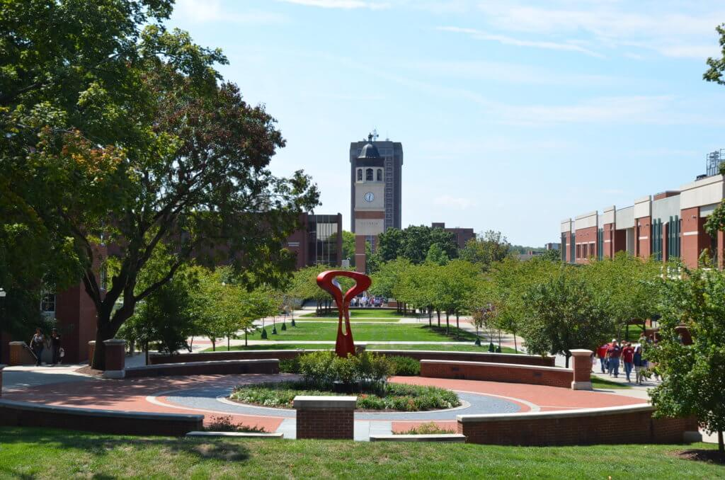 Western Kentucky University Campus Photo