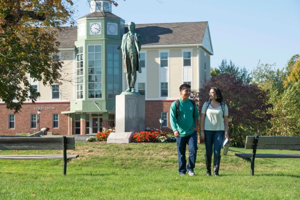 Mitchell College Campus Photo