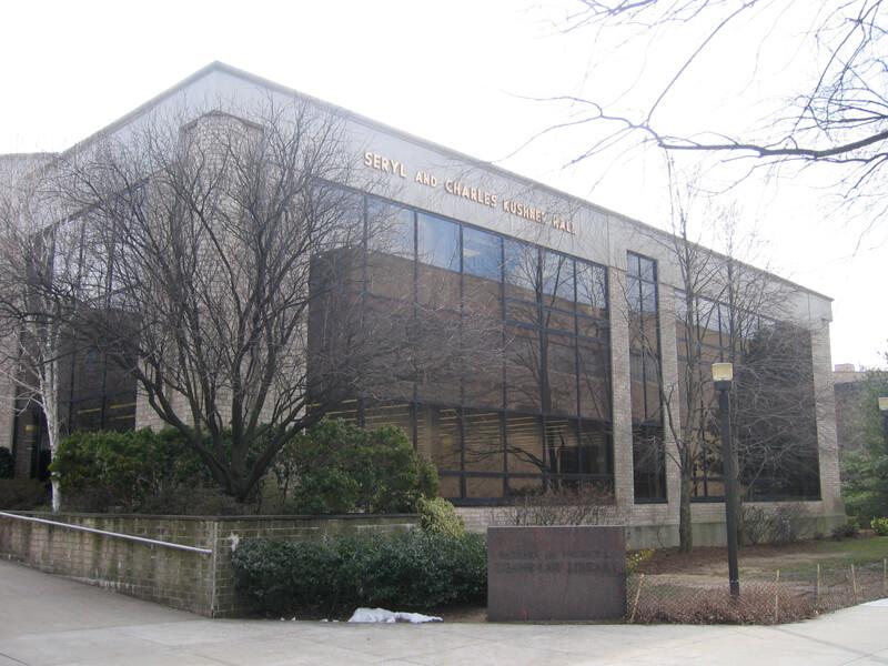 Hofstra University Campus Photo