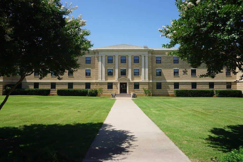 Abilene Christian University Campus Photo