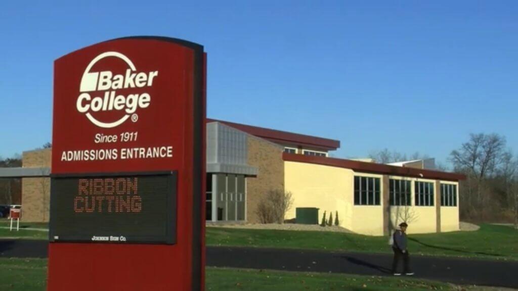 Baker College Campus Photo
