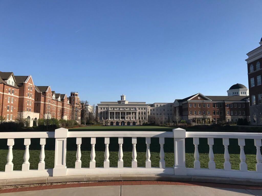 Belmont University Campus Photo