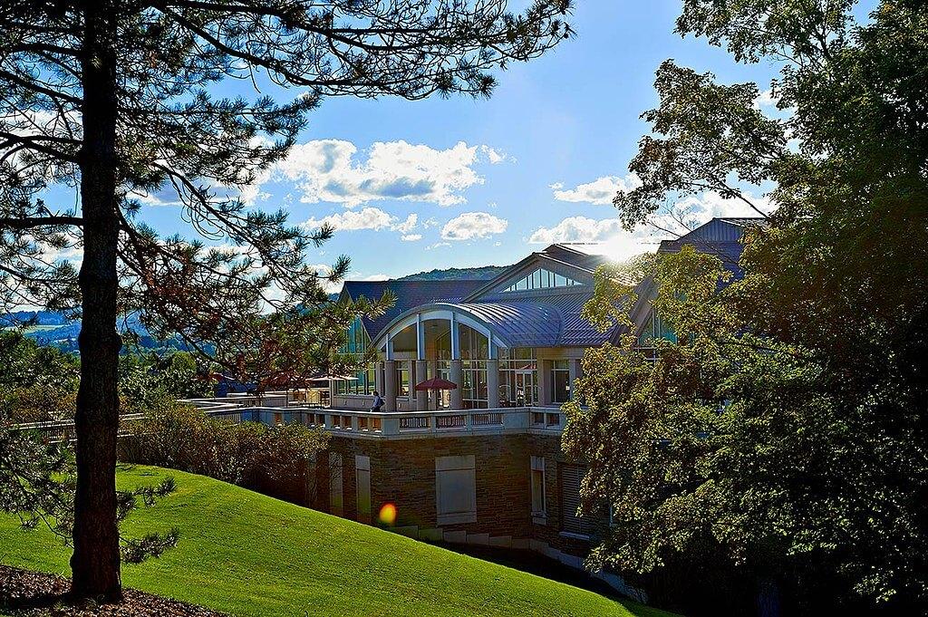 Colgate University Campus Photo