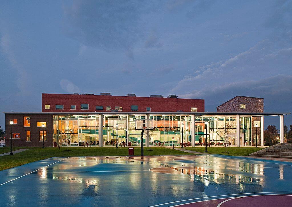 Delaware State University Campus Photo