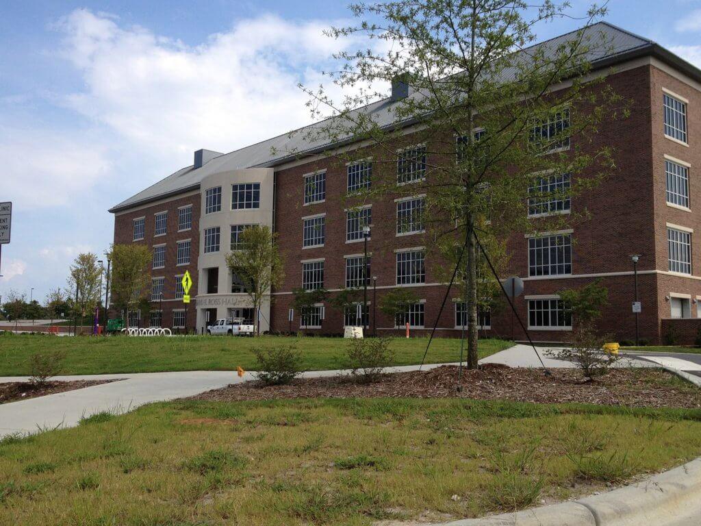 East Carolina University Campus Photo