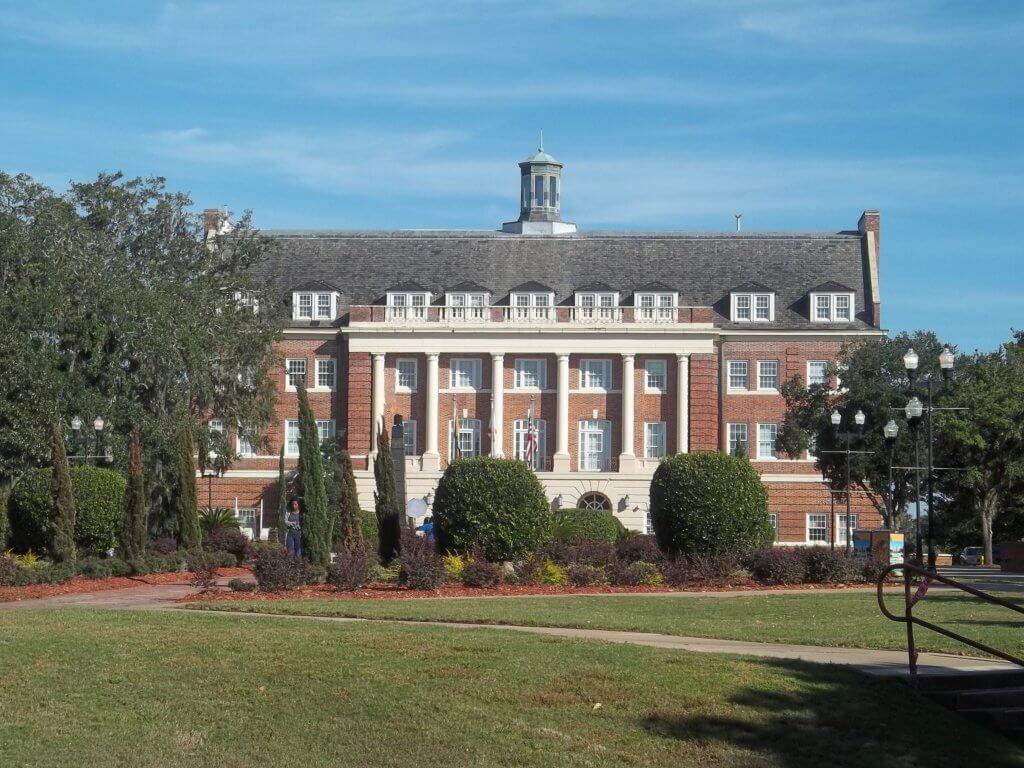 Florida A&M University Campus Photo