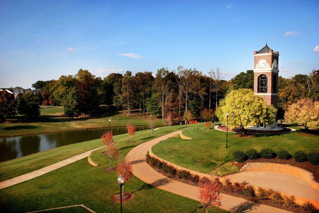 Gardner-Webb University Campus Photo