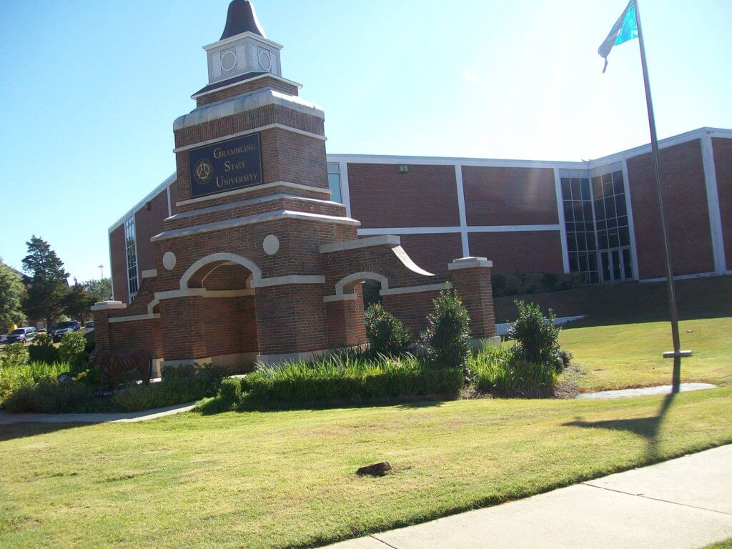 Grambling State University Campus Photo