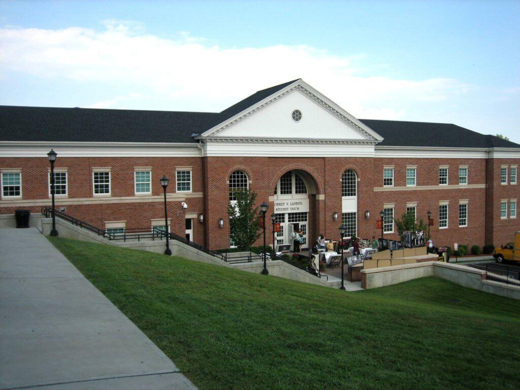 Iona College Campus Photo
