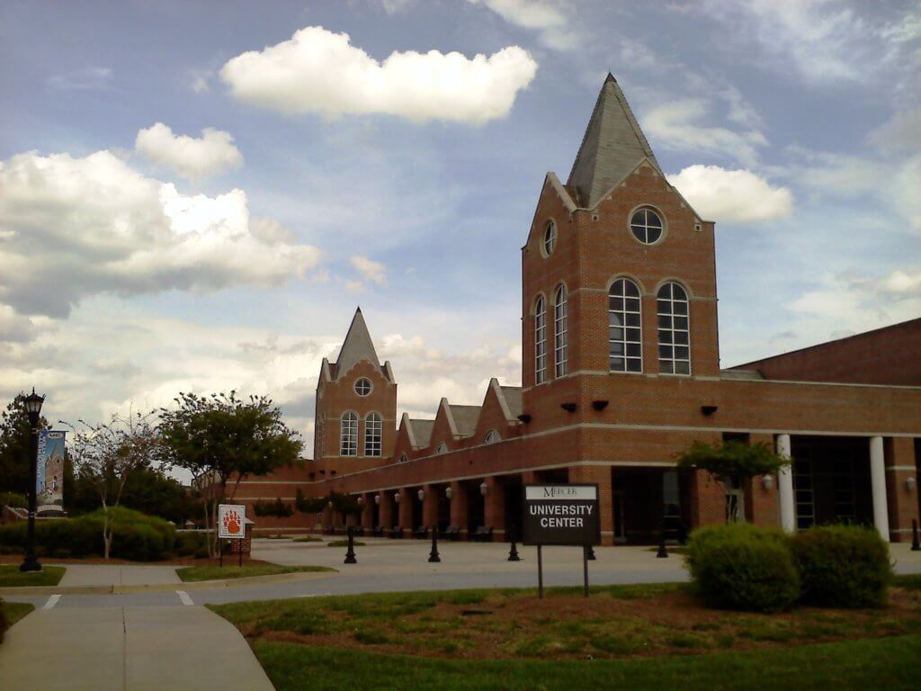 Mercer University Campus Photo