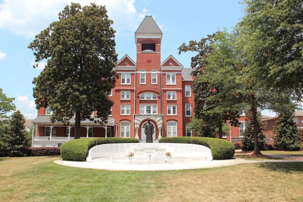 Morehouse College Campus Photo