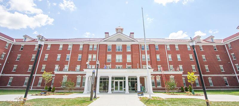 Murray State University Campus Photo