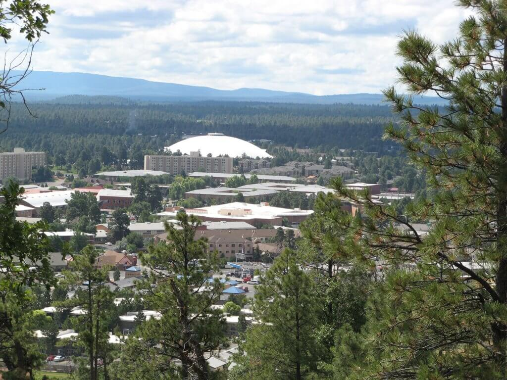 Northern Arizona University Campus Photo