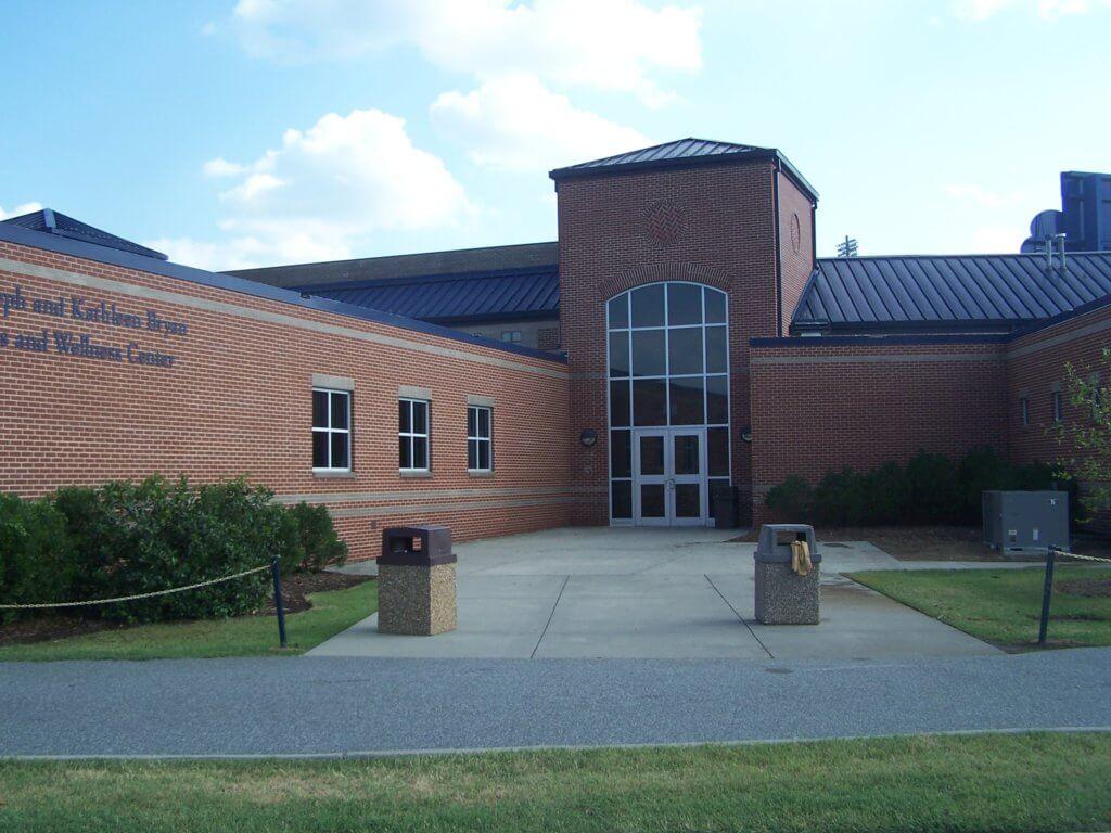 North Carolina A&T State University Campus Photo