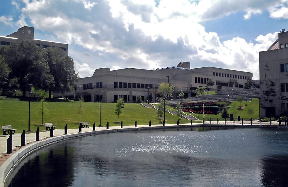Northern Kentucky University Campus Photo