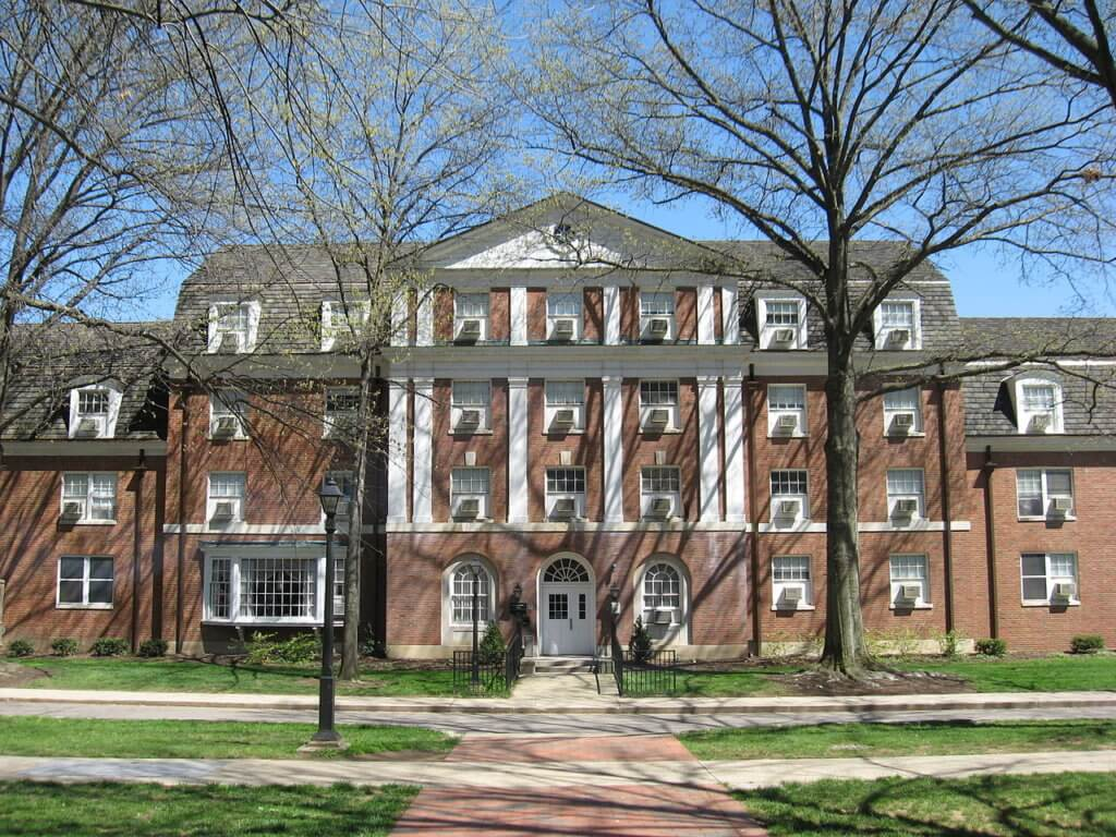 Ohio University Campus Photo