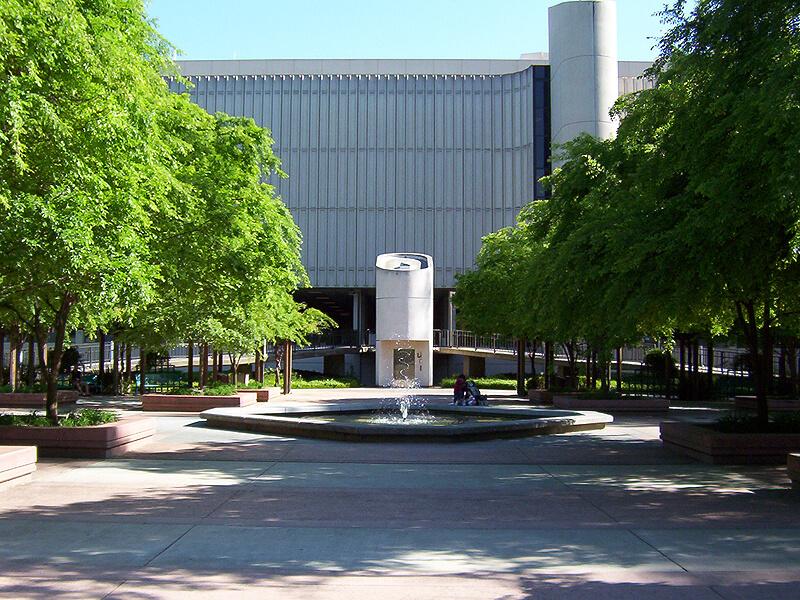 California State University Sacramento Campus Photo