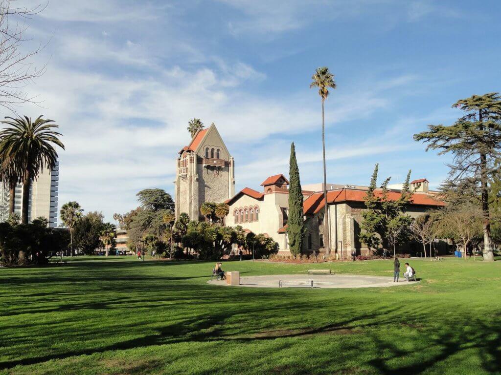 San Jose State University Campus Photo