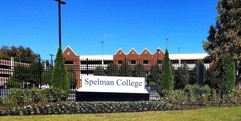 Spelman College Campus Photo