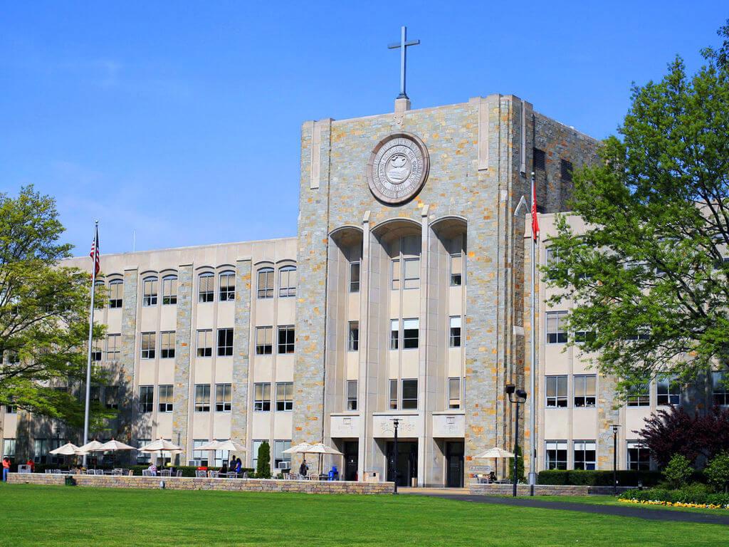 St. John's University Campus Photo