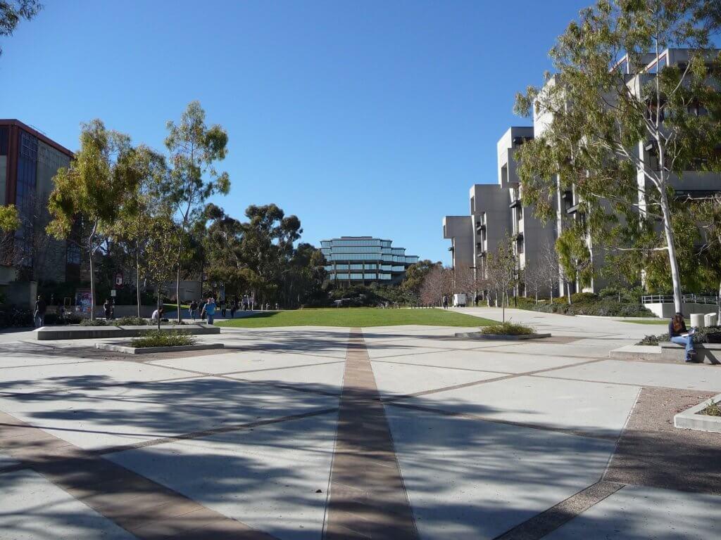 University of California San Diego Campus Photo