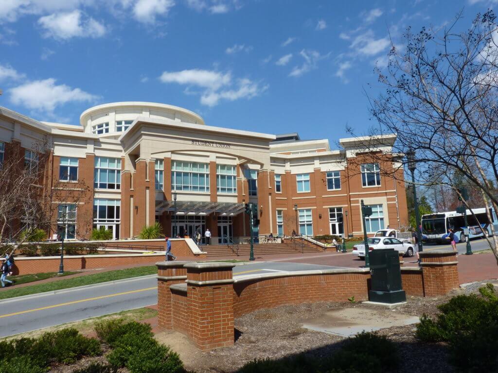 University of North Carolina Charlotte Campus Photo
