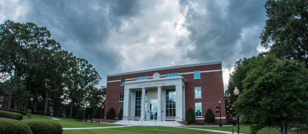 Presbyterian College Campus Photo