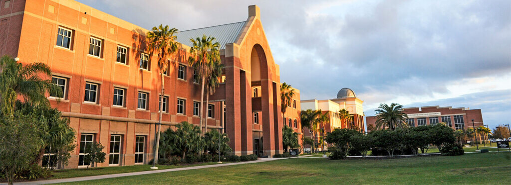 Florida Institute of Technology Campus Photo